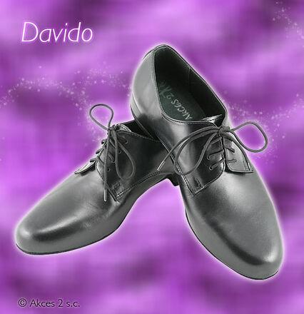 Męskie buty ślubne Akces 2