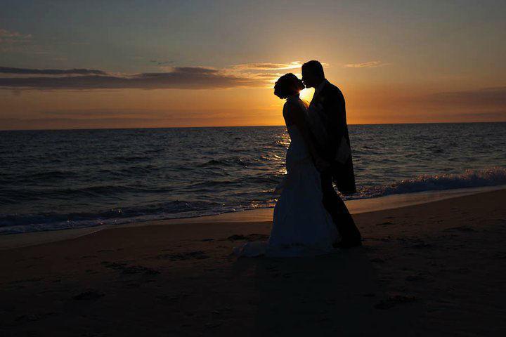 Beispiel: Romantische Fotos von Ihrer Hochzeit, Foto: andfoto.