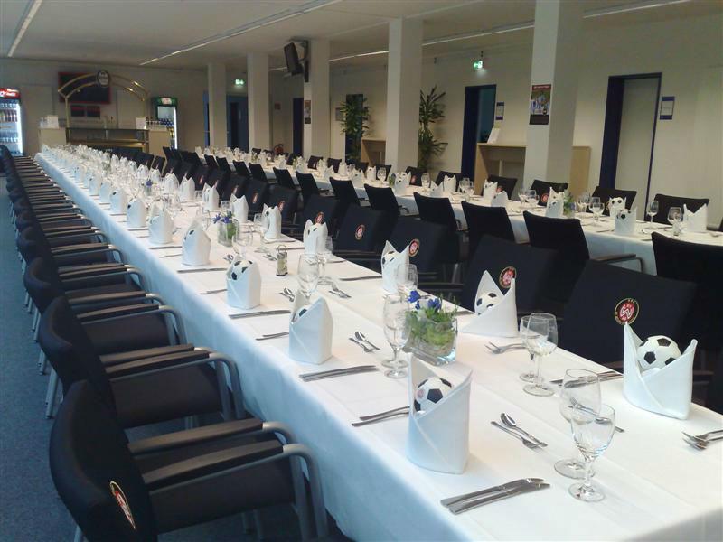Beispiel: Catering für Ihre Location, Foto: Landhaus Diedert Catering.