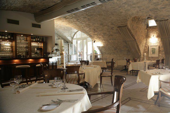 Beispiel: Gourmetrestaurant, Foto: Romantik Hotel Altes Amtshaus.