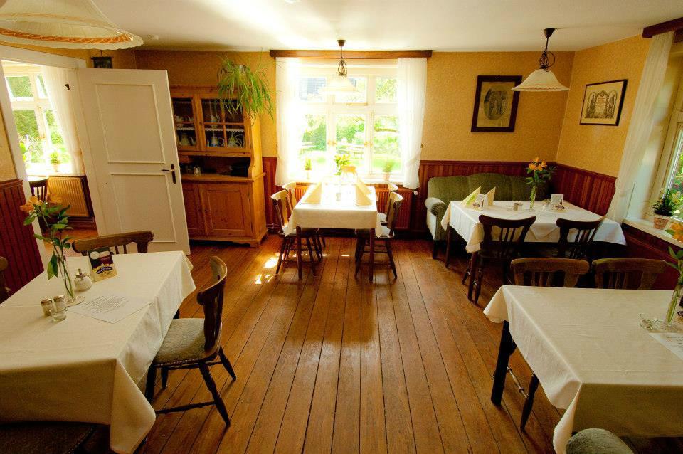 Beispiel: Innenraum, Foto: Landgasthof Stahmer.
