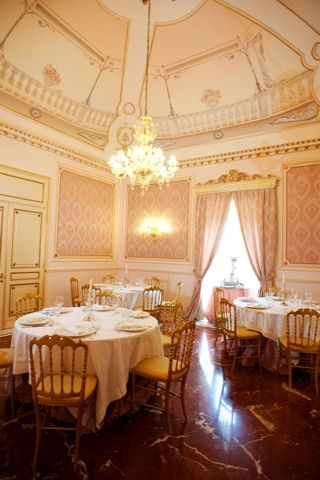 Antica Badia Relais Hotel  Sala Alabastro