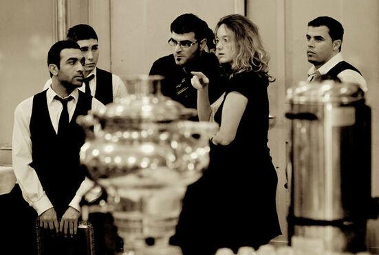Beispiel: Organisation am großen Tag, Foto: ich will! Hochzeiten & Events.