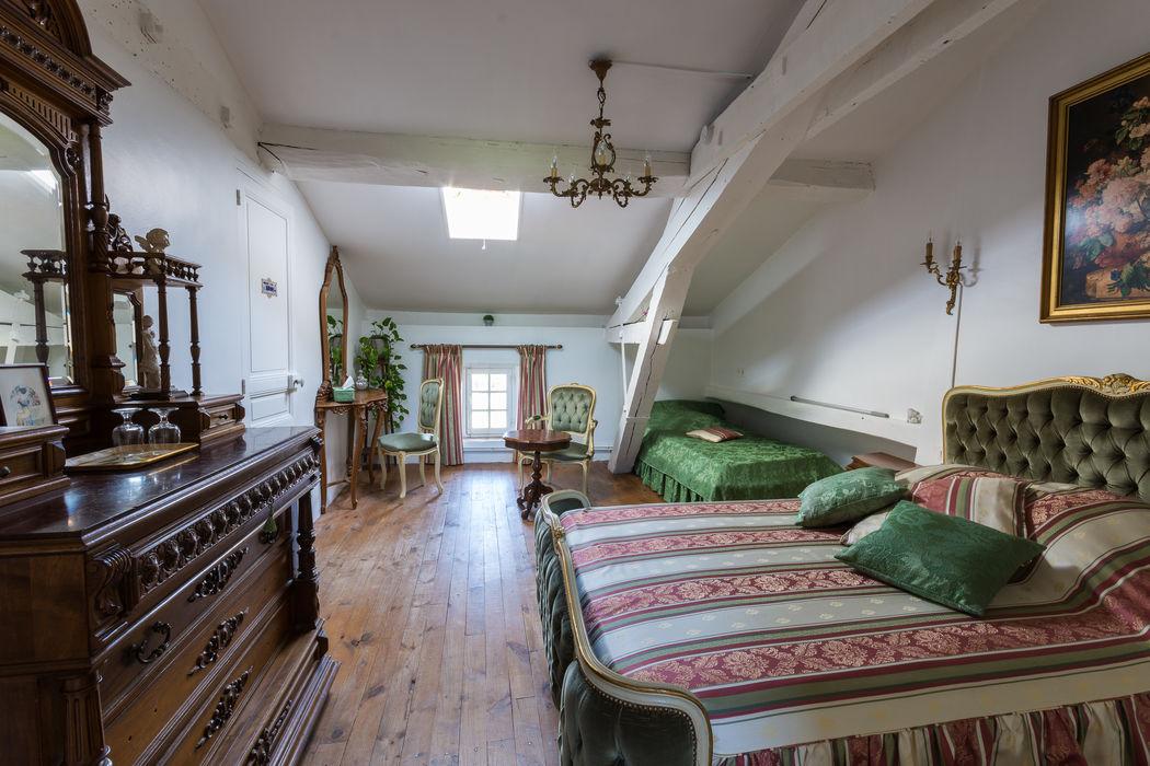 La chambre Adélaïde