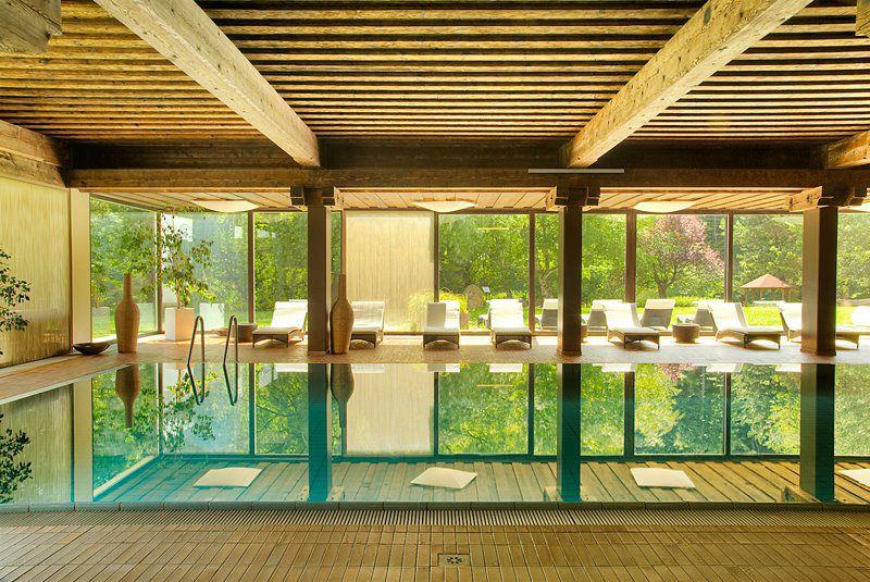 Beispiel: Spa-Bereich, Foto: Hotel Krainerhütte.