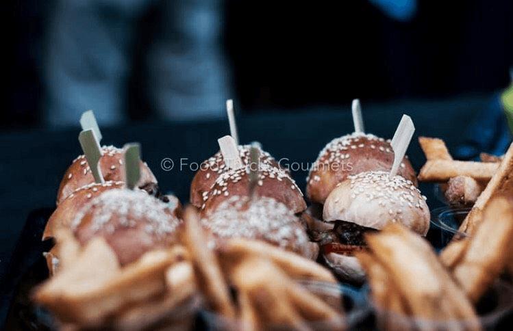 Kry's Burgers