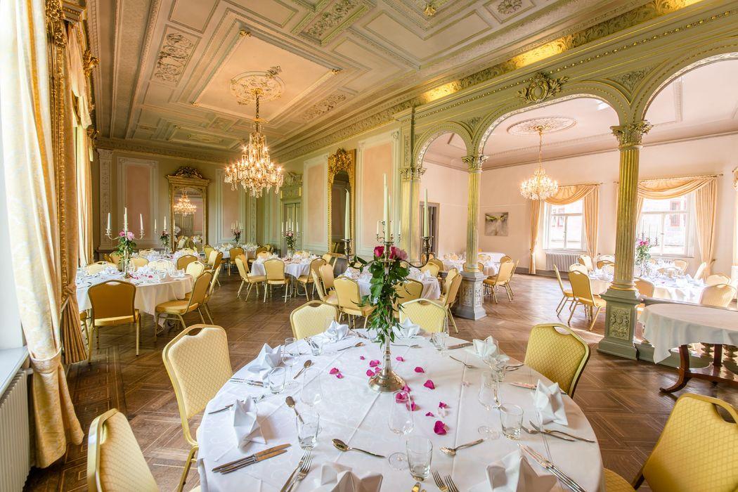 Spiegelsaal - Schlosshotel Hohenstein