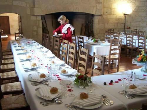 Restaurant le Château - Château de Neuvic