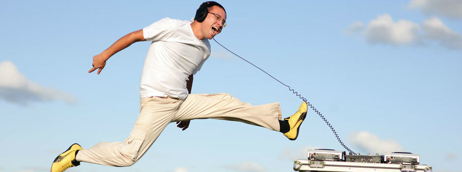 Beispiel: Ihr DJ-Service, Foto: music all in.