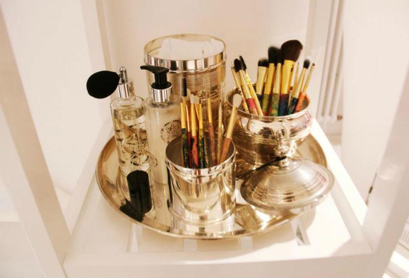 Beispiel: Perfektes Styling für die Braut, Foto: JACKS Beauty Department.