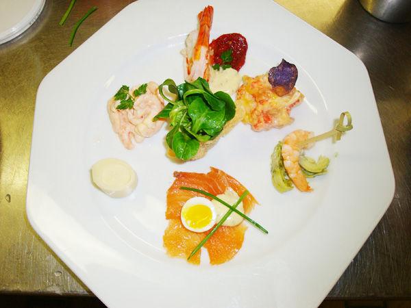 Beispiel: Kulinarische Impressionen, Foto: Gasthof Stockhammer.