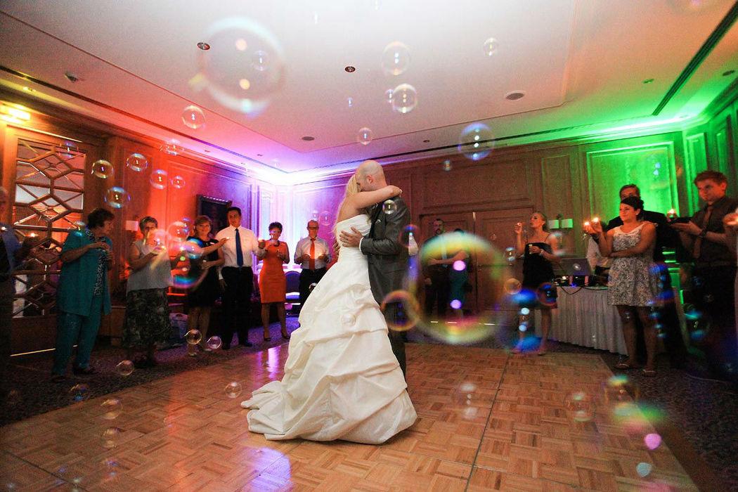 Beispiel: Fotos von der Hochzeitsfeier, Foto: Hochzeit Fotograf Thomas Hinder.