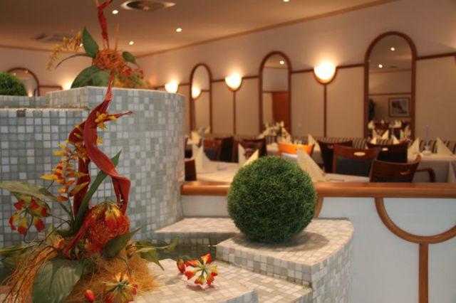 Beispiel: Restaurant, Foto: Hotel An der  Hasenheide.