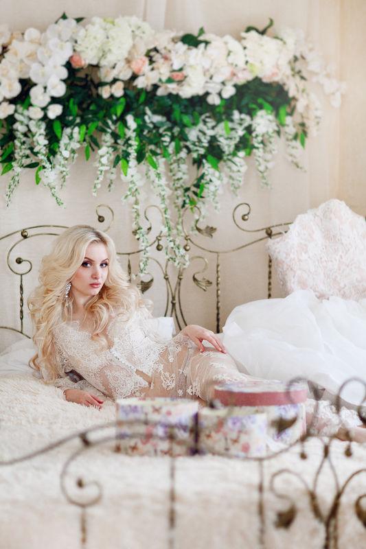 Оформление фотосессий, утро невесты, девичник