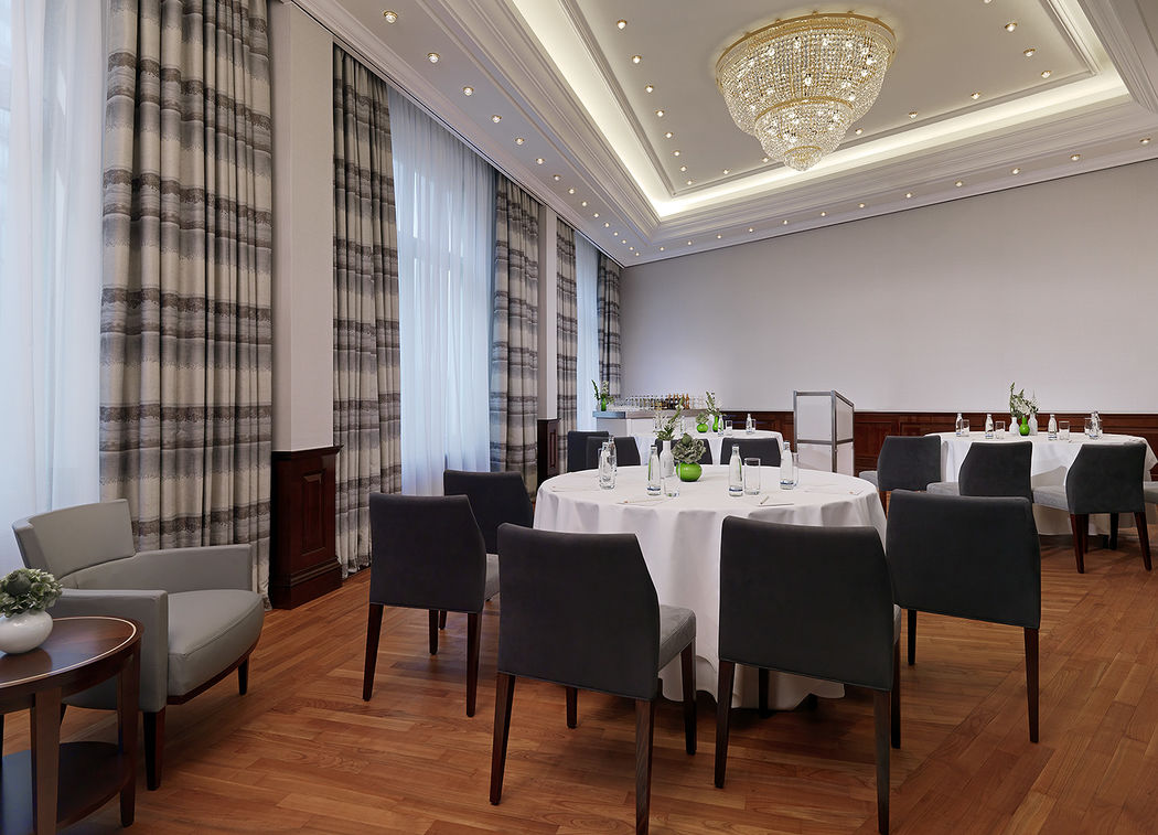 Beispiel: Salon Tiergarten, Foto: The Ritz-Carlton, Berlin