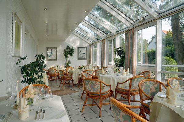 Beispiel: Wintergarten, Foto: AKZENT Hotel Surendorff.