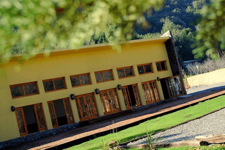 Salón El Manzano.