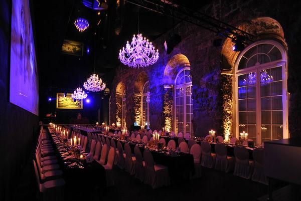 Beispiel: Festsaal, Foto: Kurländer Palais.