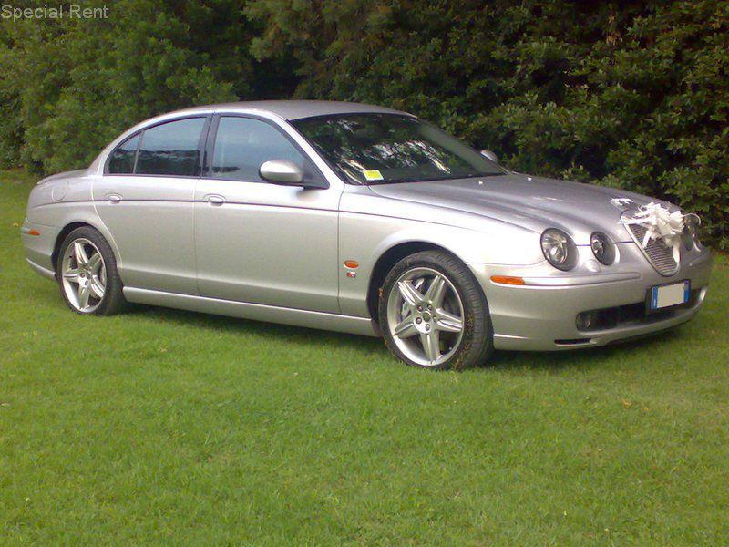 Special Rent Jaguar S-Type R