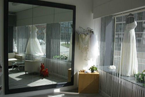 Beispiel: Das Geschäft, Foto: Chic Cheri Brautmode.