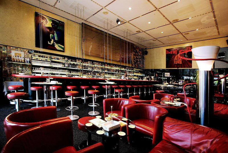 Beispiel: Bar, Foto: Grand Hotel Esplanade Berlin.