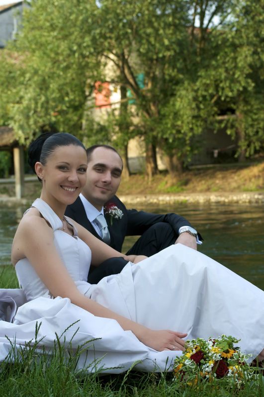 Sposi sul Ticino