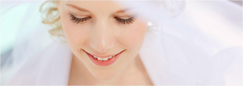 Beispiel: Portrait der Braut, Foto: Nina Hintringer Photography.