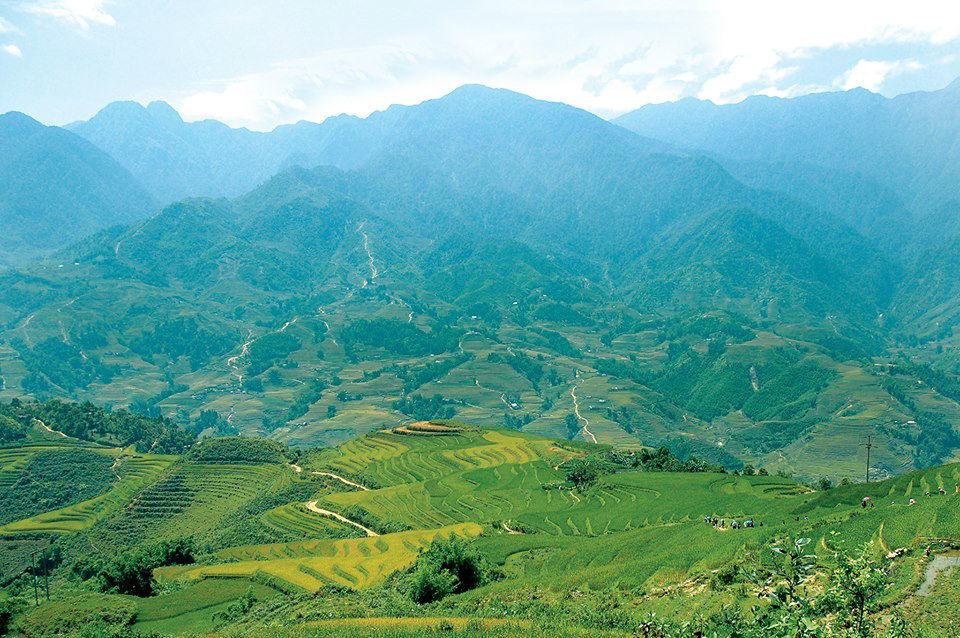 Beispiel: Atemberaubende Landschaften, Foto: Enchanting Travels.