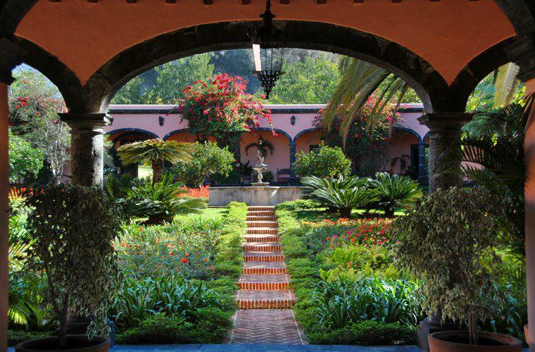 Hacienda de San Antonio en Colima