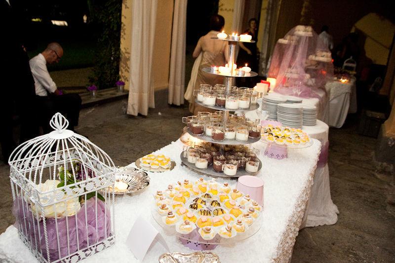 buffet romantico