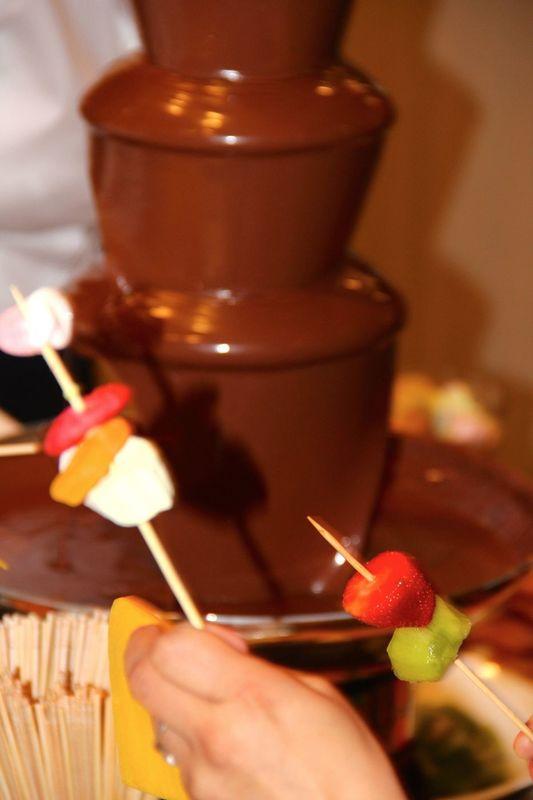 Fuente de Chocolate Belga