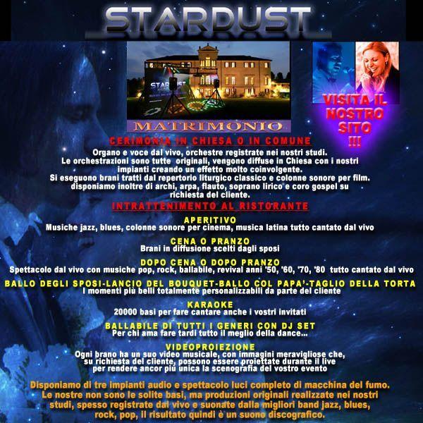 volantino Stardust