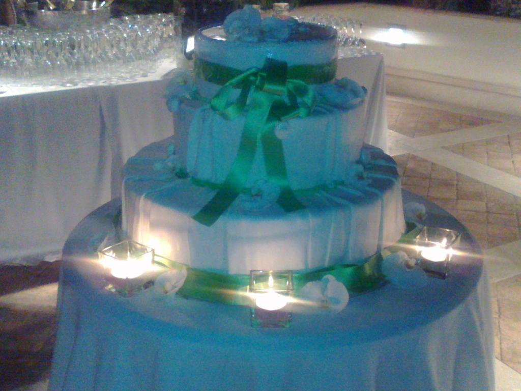 wedding cake (su richiesta)