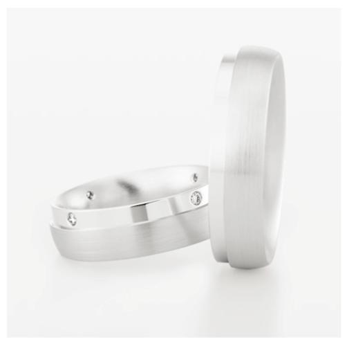 Beispiel: Ihre Ringe fürs ganze Leben, Foto: Ellen Zoller.