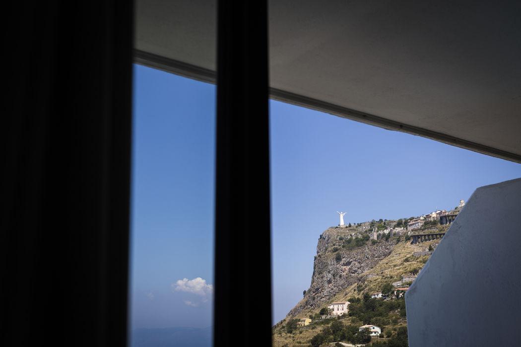 Grand Hotel Pianeta Maratea - la  vista dalle camere    - photo: http://www.ndphoto.it/