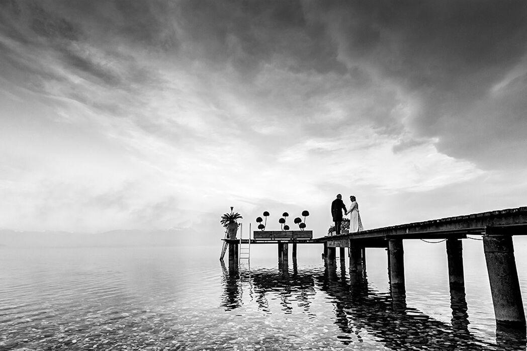 Romantico - fotografo matrimonio Brescia - lago di Garda - Franciacorta - Lago di Iseo - Toscana - Venezia