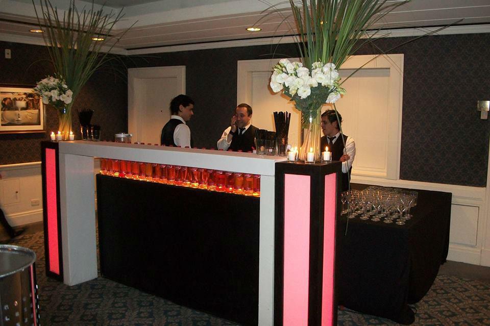 Fashion Drinks barras para eventos