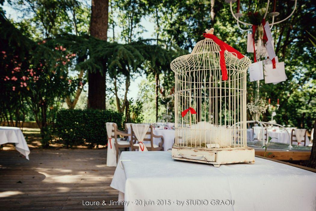 Urne bucolique Photo Studio Graou