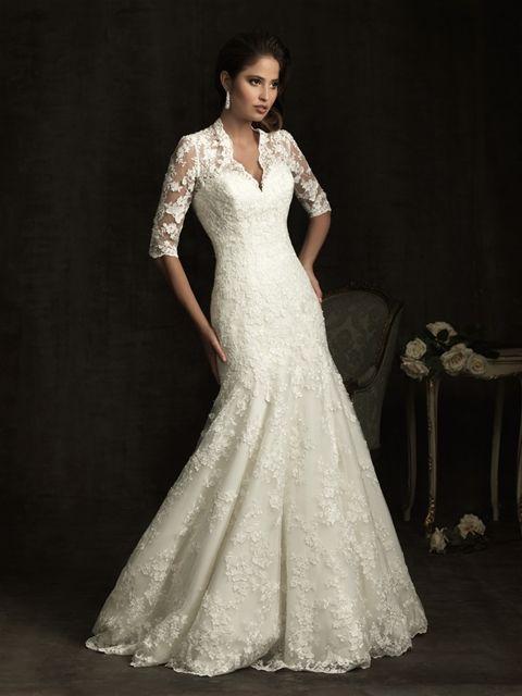 Marca: Allure Bridals. Modelo: 8900.