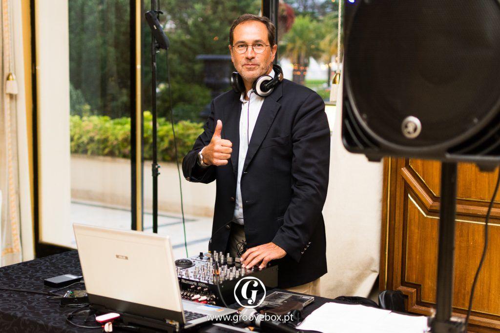 DJ Nuno - Hotel Palacio Estoril