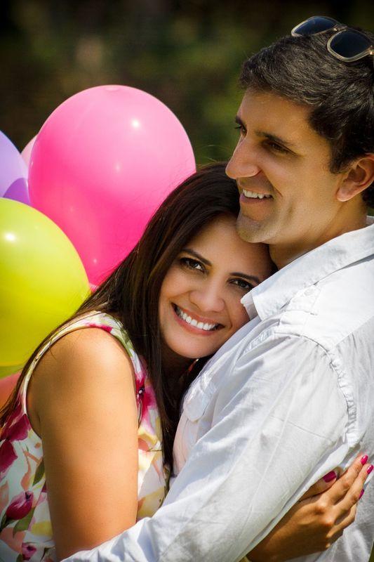 Patricia y Javier - engagement session en Azpitia