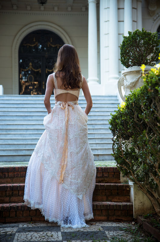 Vestido Coppelia