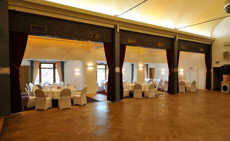 Beispiel: Bankett - Tanzfläche, Foto: Borgfelder Landhaus.