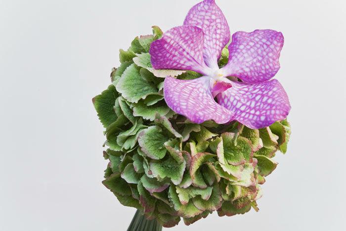 Beispiel: Hochzeitsfloristik, Foto: Blumen Maarsen.