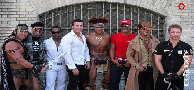 Foto: Mundial Eventos ® – Festas à sua medida ®: Strippers para a sua Despedida de Solteira