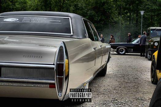 67er Cadillac Fleetwood