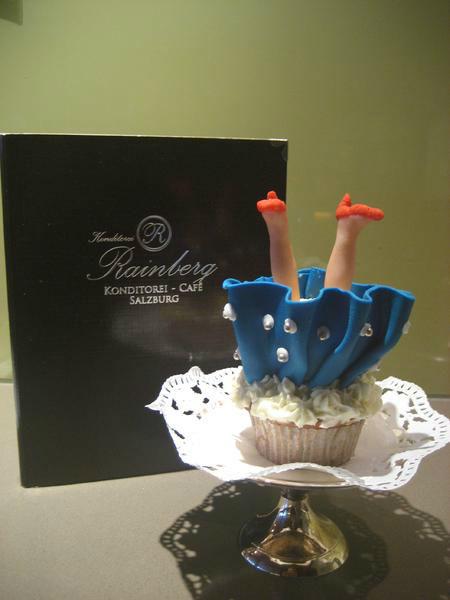 Beispiel: Einzigartige Cupcakes, Foto: Konditorei Rainberg.