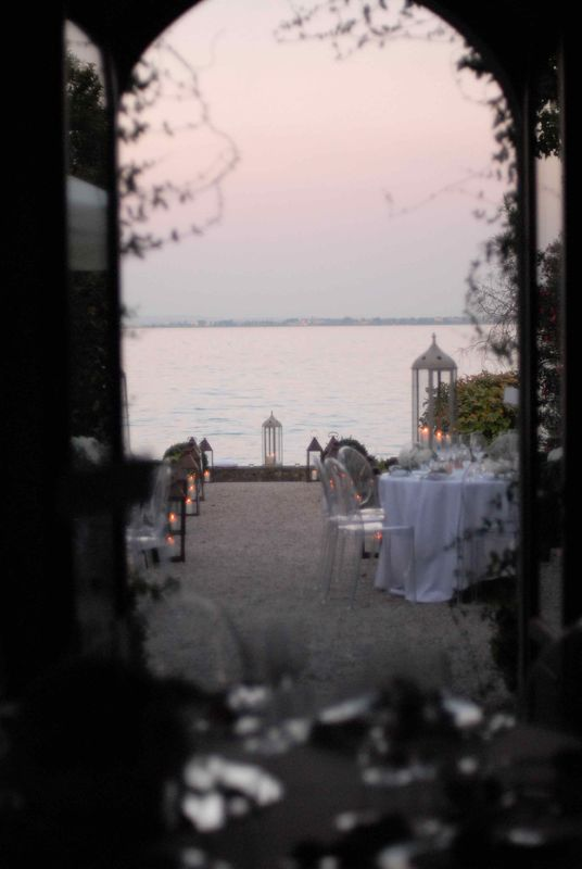 Like a Dream: villa sul lago