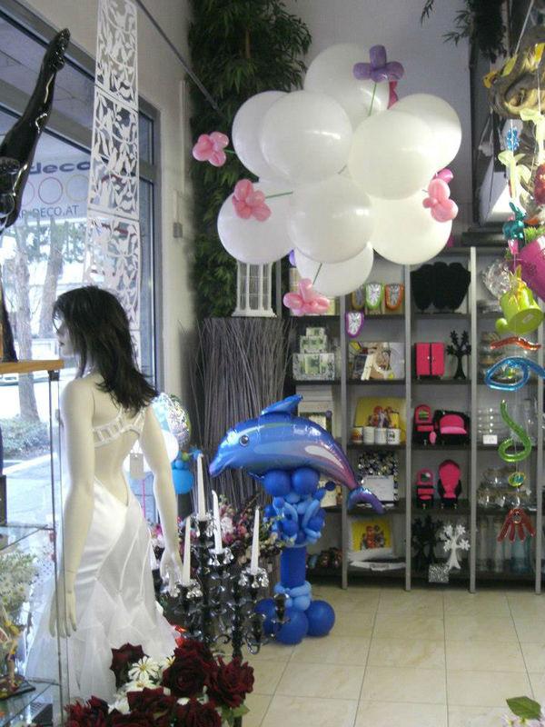 Beispiel: Eindruck aus dem Ladengeschäft, Foto: Paar Deco.