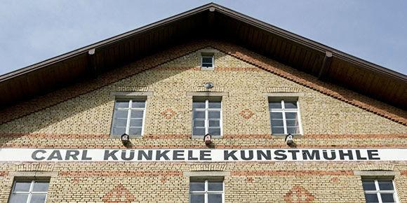 Beispiel: Außenansicht, Foto: Künkele Mühle.